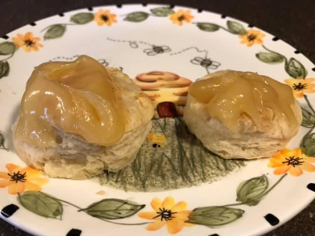 Creamed Honey - one of life's sweet pleasures !